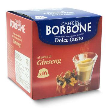 Borbone Ginseng Dolce Gusto® komp* - 4x16er Pack