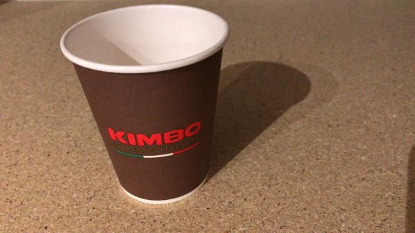 Kimbo 2000 Pappbecher 240 ml