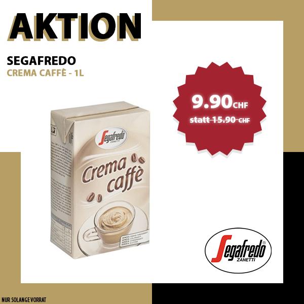 Segafredo Crema Caffè 1l
