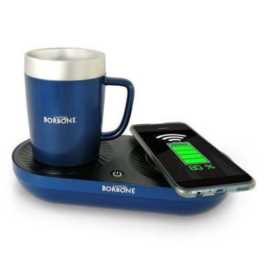 Smart Cup Caffè Borbone con caricabatterie wireless