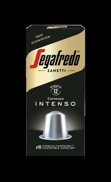 Segafredo Intenso Nespresso® komp* 10er Pack