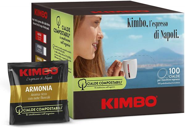 KIMBO Pads Armonia - 100er Pack