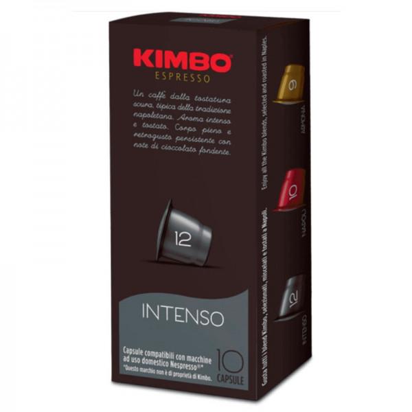 KIMBO Intenso Nespresso® komp* - 10er Pack