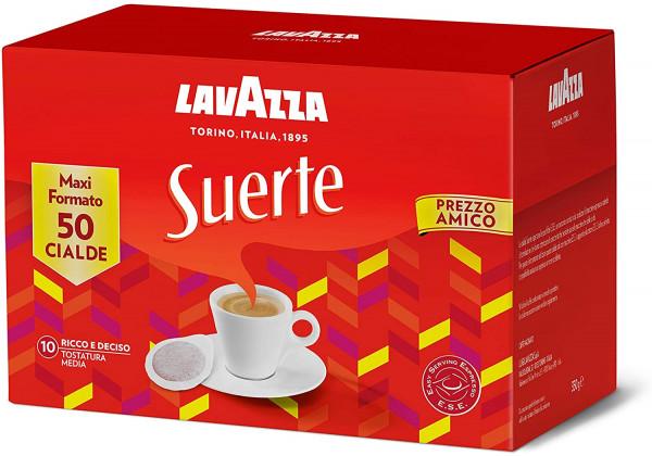 Lavazza Suerte Cialde- 50er Pack