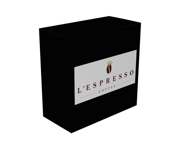 L'ESPRESSO Pads Caffè al Ginseng - 50er Pack