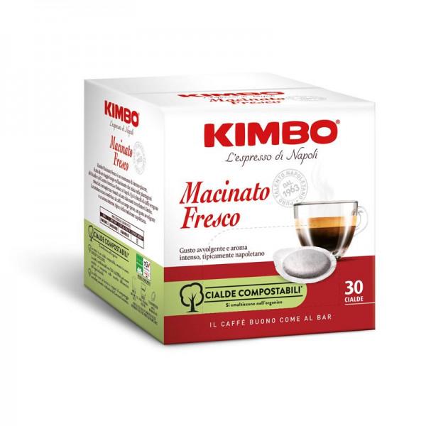 KIMBO Pads Macinato Fresco 30er Pack