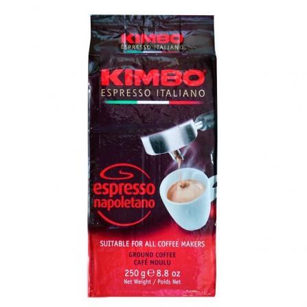 KIMBO Espresso Napoletano gemahlen 250g