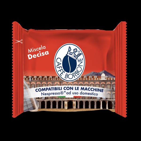 Borbone miscela DECISA Nespresso® komp*- 50er Pack