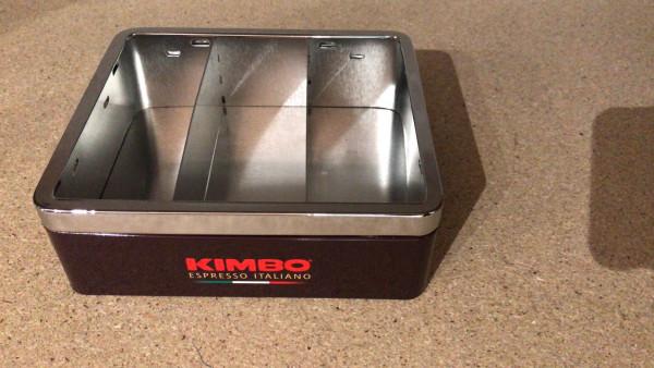 Kimbo grosse Zuckerbehälter - 2 Stk.