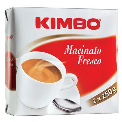 KIMBO Macinato Fresco gemahlen 2 x 250g