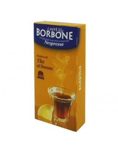 Borbone The al limone Nespresso® komp* - 10er Pack