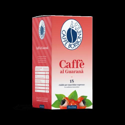 Borbone CAFFÈ AL GUARANA - 18er Pack
