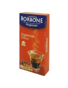 Borbone Espresso d'Orzo Nespresso® komp* - 10er Pack