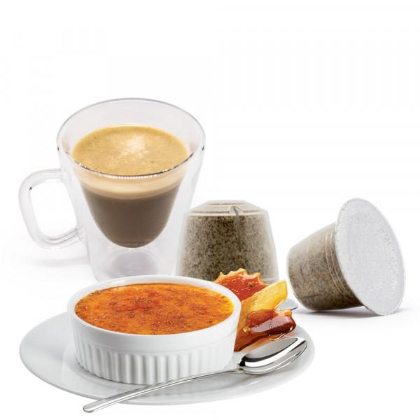 L'ESPRESSO Crème Brulée Nespresso® komp* - 30er Pack