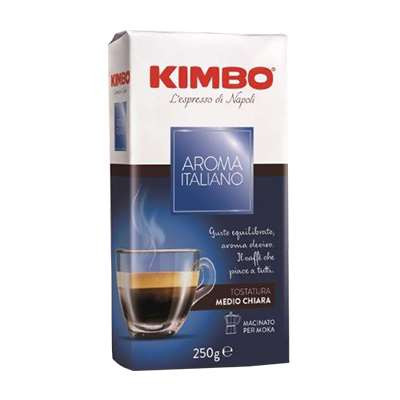 KIMBO Aroma Italiano gemahlen 250g