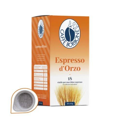 Borbone Espresso d'Orzo - 18er Pack