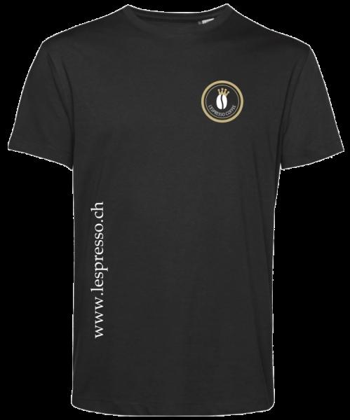 L'Espresso T-Shirt Kinder Schwarz