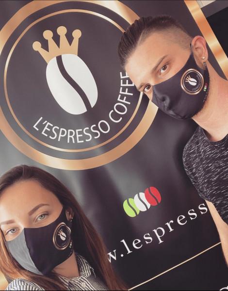 L'Espresso Schutzmaske