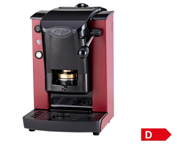 Faber Pads-Kaffeemaschine – Slot Plast