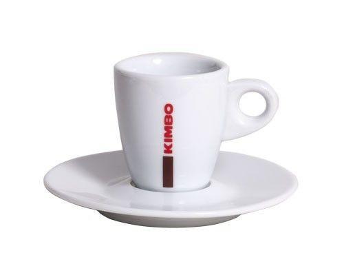 Kimbo Espresso Tassen - 6 Stk