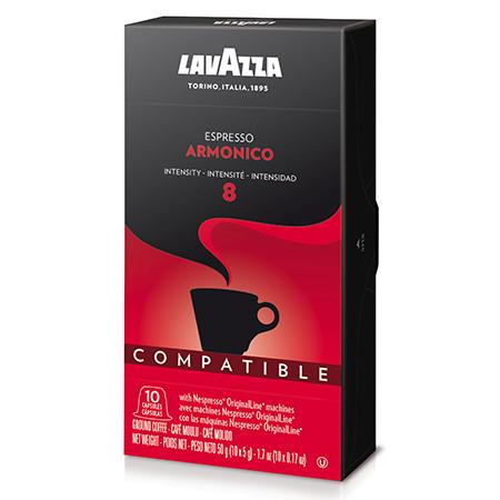 Lavazza Espresso Armonico Nespresso® komp* 10er Pack