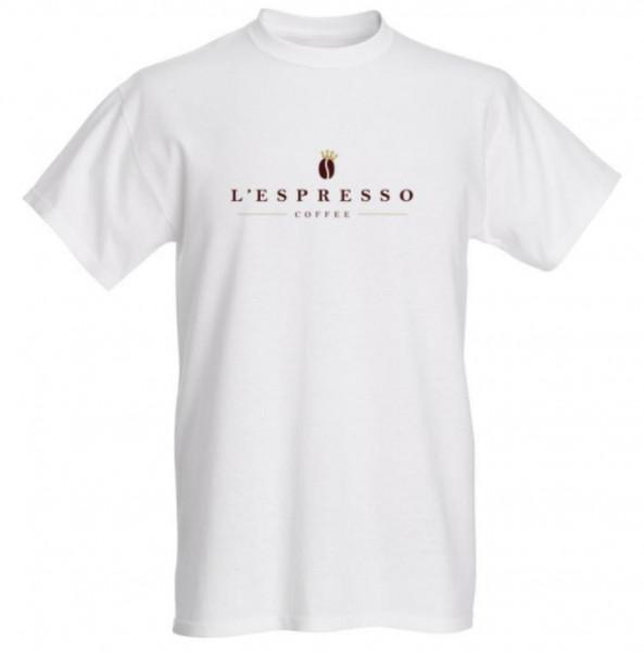 L'Espresso T-Shirt - Kurzarm