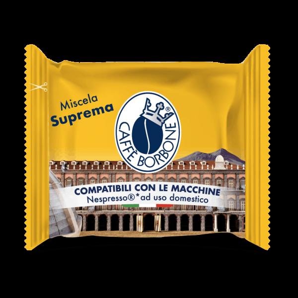 Borbone miscela SUPREMA Nespresso® komp* - 50er Pack