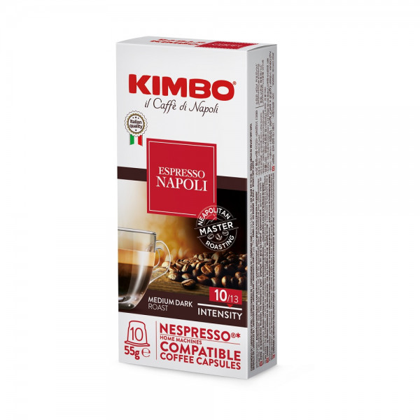 KIMBO Napoli Nespresso® komp* - 10er Pack