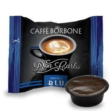 Borbone Don Carlo A modo Mio BLU - 100er Pack
