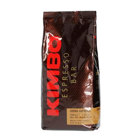KIMBO Crema Suprema Bohnen - 1kg