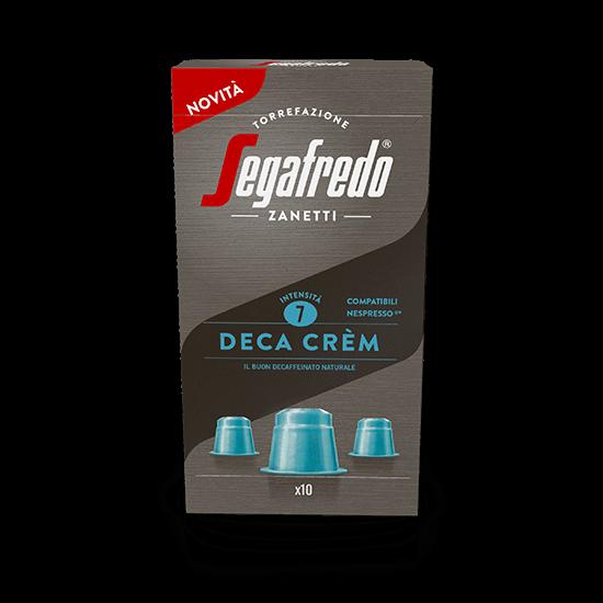Segafredo Decaffeinato Nespresso® komp* 10er Pack