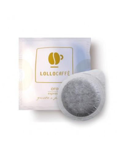LOLLO CAFFÈ Pads Miscela Oro - 100er Pack
