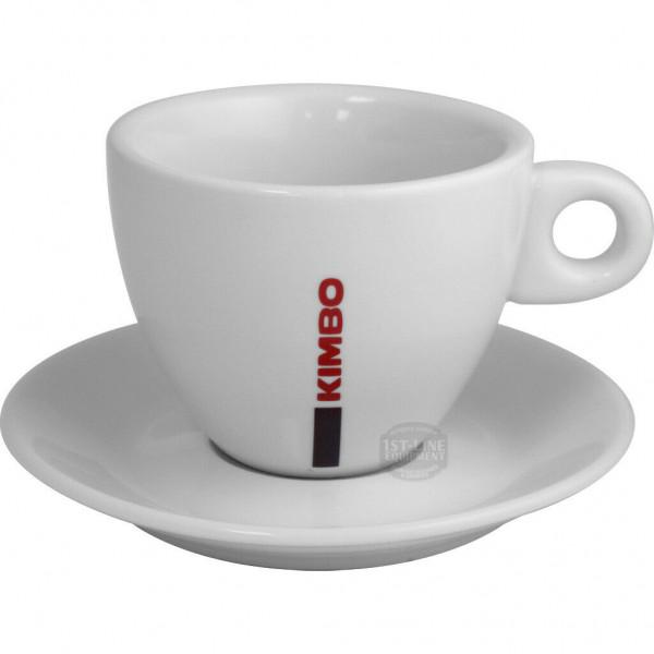 Kimbo Cappuccino Tassen (16.60 cl) - 6 Stk