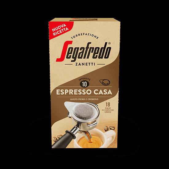 Segafredo Pads Espresso Casa 18er Pack