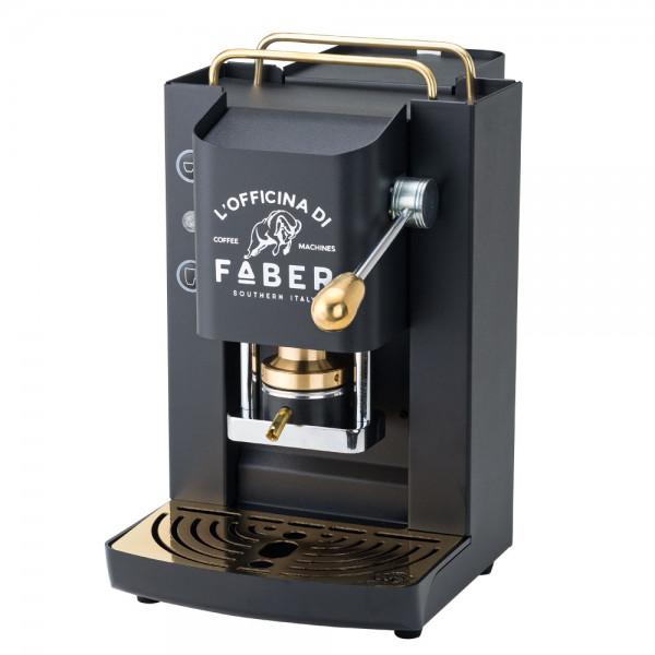 Faber Pads-Kaffeemaschine – Pro Deluxe Zodiac