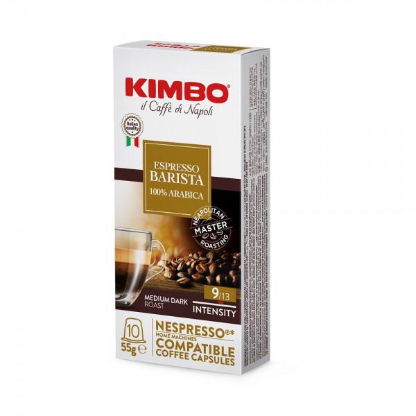 KIMBO Armonia 100% Arabica Nespresso® komp* - 10er Pack