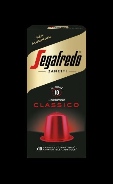 Segafredo Classico Nespresso® komp* 10er Pack