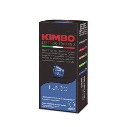 KIMBO Lungo Nespresso® komp* - 10er Pack