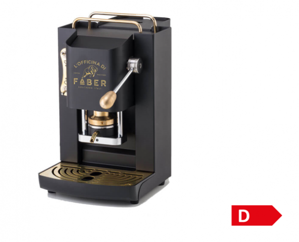 Faber Pads-Kaffeemaschine – Pro Deluxe