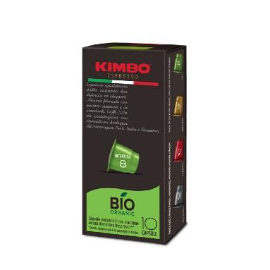 KIMBO Bio Nespresso® komp* - 10er Pack
