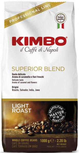 KIMBO Superior Blend Bohnen 1kg