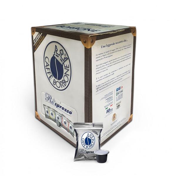 Borbone Respresso NERA Nespresso® komp* - 50er Pack
