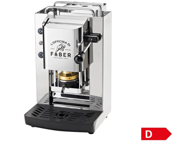 Faber Pads-Kaffeemaschine – Pro Total Inox Zodiac
