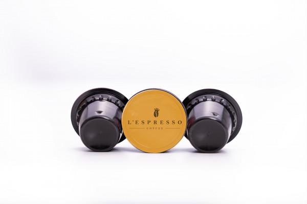 L'ESPRESSO Oro Lungo Kapseln Delizio - 50er Pack