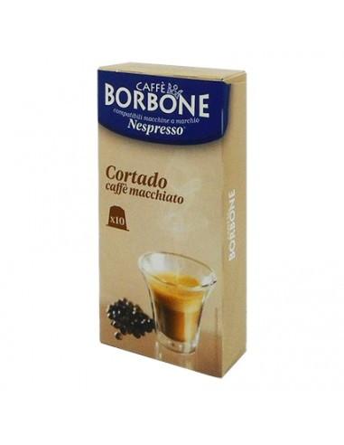 Borbone Cortado caffè macchiato Nespresso® komp* - 10er Pack