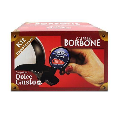 Borbone KIT Degustazione - Nescafè Dolce Gusto® komp*