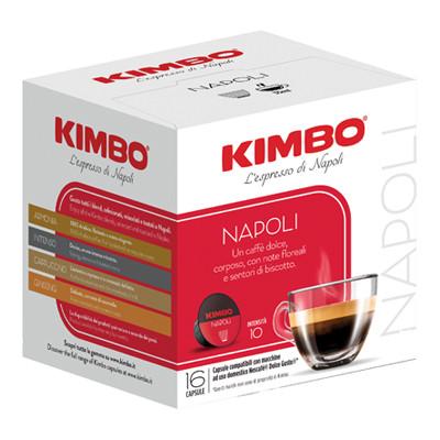 KIMBO Napoli Dolce Gusto® komp* - 16er Pack
